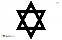 Religions Judaism Silhouette