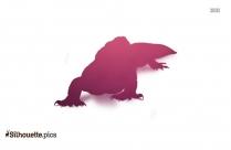 Crocodile Silhouette Free Download
