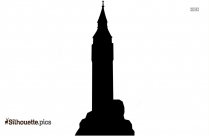 Honor Of Big Ben Clipart Silhouette