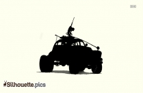 Scooter Silhouette