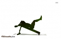 Fitness Graphics Silhouette Vector And Graphics