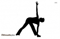 Exercise Ladder Silhouette Image