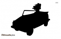 Car Drawing Silhouette Illustration