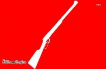 Machine Gun Image Silhouette For Download