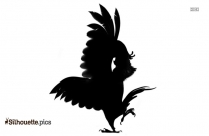 Cartoon Bird Silhouette, Bird Sketch Cartoon Image