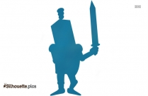 Rowing PNG Silhouette