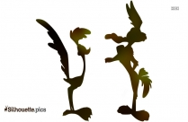Human Pidgey Logo Silhouette For Download