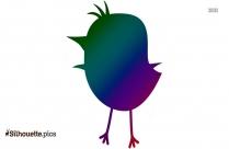 Crow Vector Clip Art Silhouette
