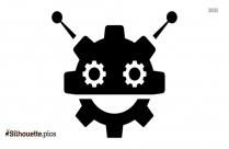 Robocog Logo Icons Free Download Silhouette