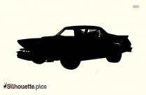 Rocket League Car Silhouette