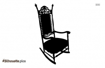 Gaming Chair Silhouette Image And Vector