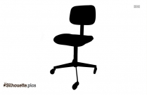 Rocking Chair Clip Art Silhouette