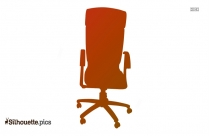 Sitting Chair Clipart Vector Image