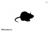 Hanging Monkey Silhouette Image, Clipart