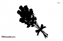 Daisy Flowers Silhouette