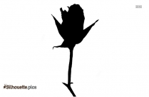Girly Clipart Silhouette Image