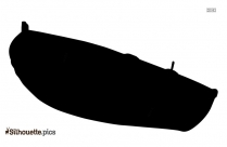 Rowing Boat Silhouette
