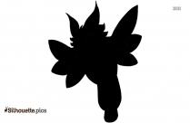Little Bird Silhouette Vector