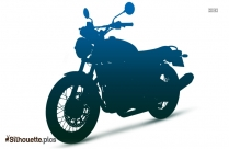 Royal Enfield Interceptor Silhouette Picture