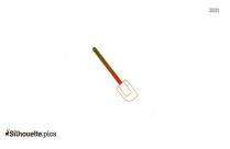 Large Spoon Clipart || Spatulas Silhouette