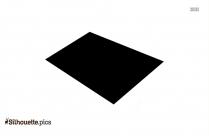 Cartoon Carpet Silhouette Image