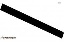Ruler Silhouette, Image