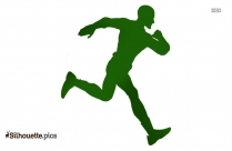 Road Runner Cartoon Silhouette Illustration