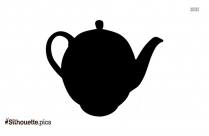 Vintage Pottery Silhouette Vector And Graphics