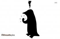 Penguin Drawing Silhouette Art