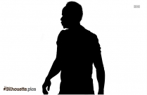 Sadio Mane Silhouette Image And Vector