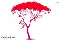 Best Tree Drawing Silhouette Image And Vector