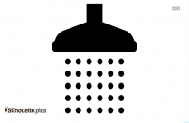 Shower Clipart Silhouette