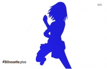 Anime Cartoon Characters Silhouette