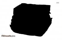 Sandwich Silhouette Clipart