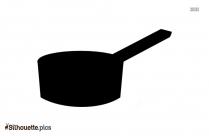 Whisk Silhouette Illustration