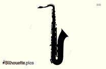 Saxophone Silhouette Png