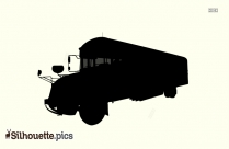 School Bus Silhouette Image