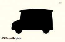 Cool Car Silhouette