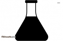 Science Experiment Silhouette