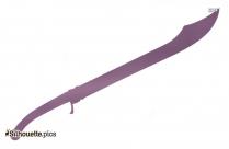 Roblox Sword Silhouette Picture