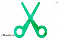 Paper Clip Symbol Silhouette