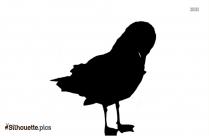 Abstract Bird Art Silhouette
