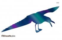 Gull Clip Art Silhouette