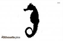 Sea Dinosaurs Elasmosaurus Silhouette