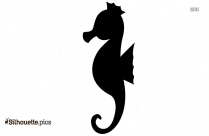 Black And White Whale Clipart Silhouette
