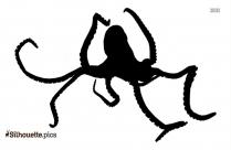 Walrus Silhouette Free Vector Art