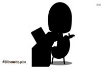 Secretary Png ClipArt Best Silhouette