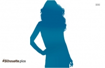 Selena Gomez Silhouette Vector And Graphics