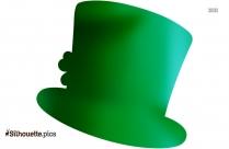 Shamrock Hat Silhouette