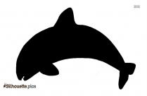Jack Crevalle Silhouette Drawing